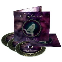Nightwish - Decades: Live In Buenos Aires - 2CD + BLU-RAY