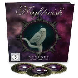 Nightwish - Decades: Live In Buenos Aires - 2CD + Bu-ray earbook