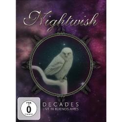 Nightwish - Decades: Live In Buenos Aires - DVD