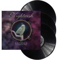 Nightwish - Decades: Live In Buenos Aires - TRIPLE LP