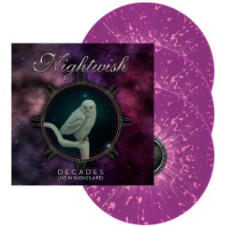 Nightwish - Decades: Live In Buenos Aires - TRIPLE LP COLOURED