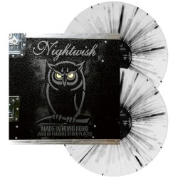 Nightwish - Made In Hong Kong (And In Various Other Places) - DOUBLE LP GATEFOLD COLOURED