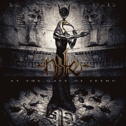 Nile - At The Gate Of Sethu - DOUBLE LP GATEFOLD COLOURED