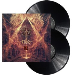Nile - Vile Nilotic Rites - DOUBLE LP Gatefold