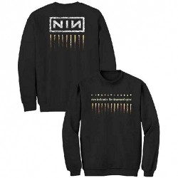 Nine Inch Nails - The Downward Spiral - Hooded Sweat Shirt (Homme)