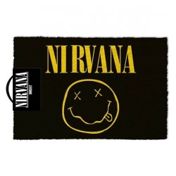 Nirvana - Smiley - DOORMAT