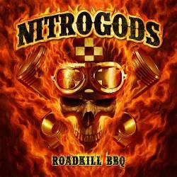 Nitrogods - Roadkill BBQ - CD DIGIPAK