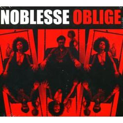 Noblesse Oblige - In Exile - CD DIGIPAK