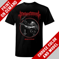 Nocturnal Graves - Legions of Satan - Print on demand