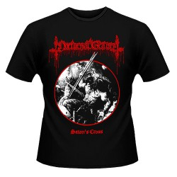 Nocturnal Graves - Satan's Cross - T-shirt (Men)