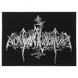 Nokturnal Mortum - New Logo - EMBROIDERED PATCH