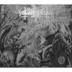 Nokturnal Mortum - To The Gates Of Blasphemous Fire - CD DIGIBOOK