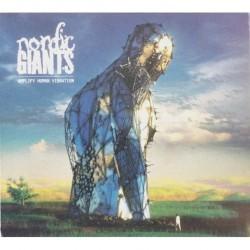 Nordic Giants - Amplify Human Vibration - CD DIGIPAK