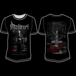 Nordjevel - Necrogenesis - T-shirt (Homme)