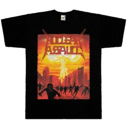 Nuclear Assault - Game Over - T-shirt (Homme)