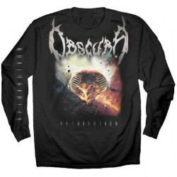 Obscura - Retribution - Long Sleeve (Homme)