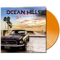 Ocean Hills - Santa Monica - LP Gatefold Coloured