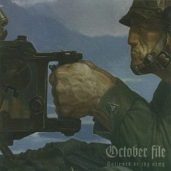 October File - Hallowed be thy Army - Maxi single CD