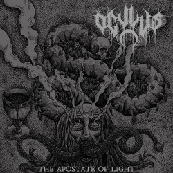 Oculus - The Apostate Of Light - CD