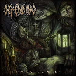 Offending - Human Concept - CD