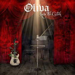 Oliva - Raise the Curtain - DOUBLE LP