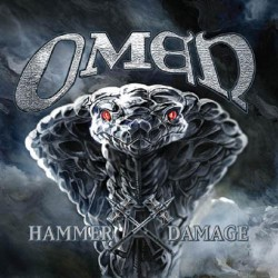 Omen - Hammer Damage - CD