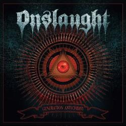 Onslaught - Generation Antichrist - LP Gatefold Coloured