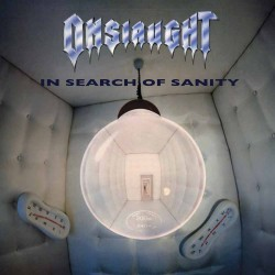 Onslaught - In Search Of Sanity - DOUBLE LP GATEFOLD COLOURED