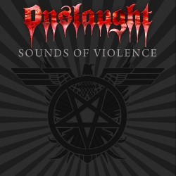 Onslaught - Sounds Of Violence - CD