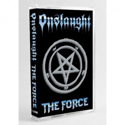 Onslaught - The Force - CASSETTE
