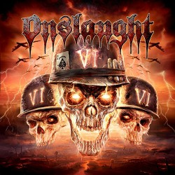 Onslaught - VI - CD