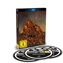 Opeth - Garden Of The Titans - BLU-RAY + 2CD DIGIPAK