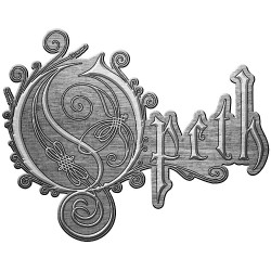 Opeth - Logo - METAL PIN