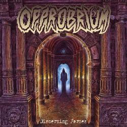 Opprobrium - Discerning Forces - CD SLIPCASE