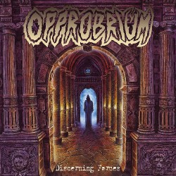 Opprobrium - Discerning Forces - LP COLOURED