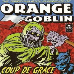 Orange Goblin - Coup De Grace - DOUBLE LP GATEFOLD COLOURED