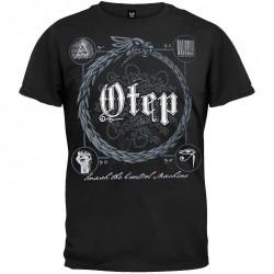 Otep - Ourobouros - T-shirt (Homme)