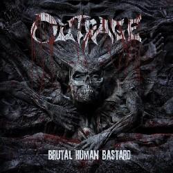 Outrage - Brutal Human Bastard - CD