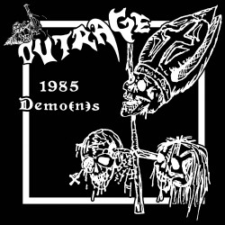 Outrage - 1985 Demo(n)s - CD