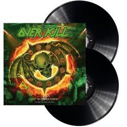 Overkill - Live In Overhausen vol. 2: Feel The Fire - DOUBLE LP Gatefold