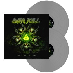 Overkill - The Wings Of War - DOUBLE LP GATEFOLD COLOURED