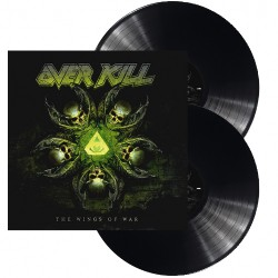 Overkill - The Wings Of War - DOUBLE LP Gatefold
