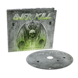 Overkill - White Devil Armory - CD DIGIPAK