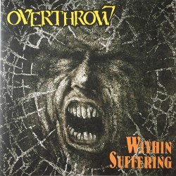 Overthrow - Within Suffering - CD