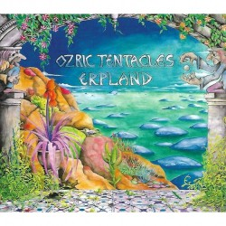 Ozric Tentacles - Erpland - CD DIGIPAK