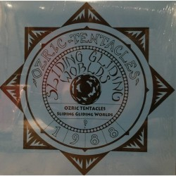 Ozric Tentacles - Sliding Gliding Worlds - DOUBLE LP