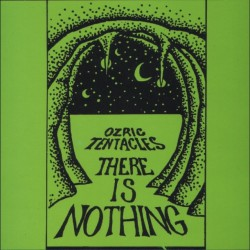Ozric Tentacles - There Is Nothing - DOUBLE LP
