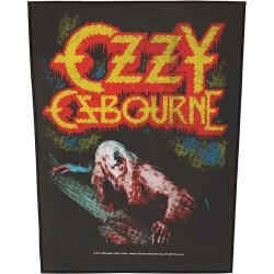 Ozzy Osbourne - Bark At The Moon - BACKPATCH