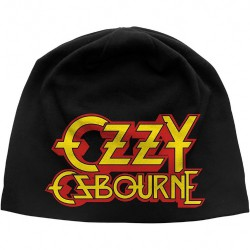 Ozzy Osbourne - Logo - Beanie Hat