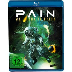 Pain - We Come In Peace - BLU-RAY